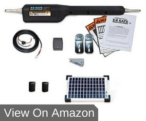 Mighty Mule Ezgo Solar Gate Opener Kit Review