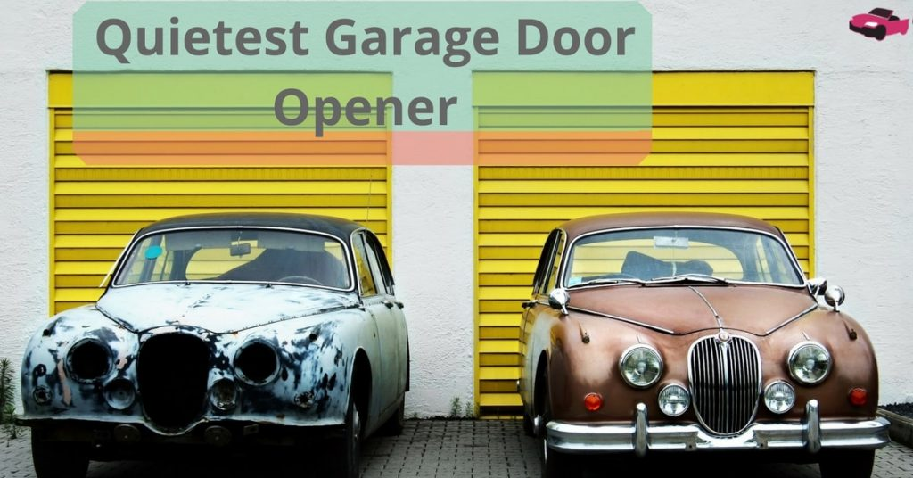 of full size expensive gorgeous quiet garage quietest medium opener reports drop design dead single consumer most door